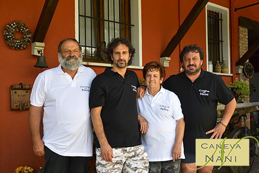 Cantina Caneva da Nani, famiglia e valori dal cuore delle colline trevigiane