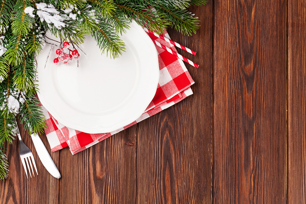 Il Menu di Natale ideale con il Prosecco